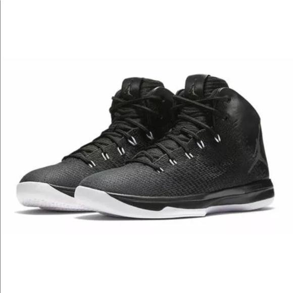 Nike Black Air Jordan XXXI 845037 010 SZ 10.5 3d23dbe77
